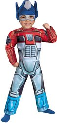 Optimus Prime Rescue Bot (Transformer Toddler Costumes)