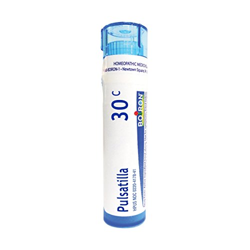 Boiron Pulsatilla 30C, Homeopathic Medicine for Colds