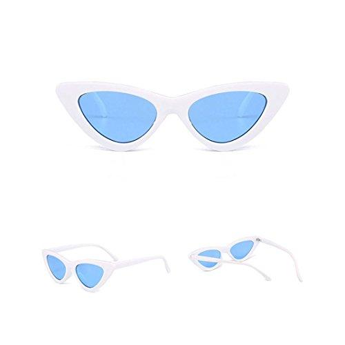 Lunettes Cat Soleil Mode Challeng intégré Femmes Soleil de Lunettes Lunettes de UV Fashion Shades Colorées I Eye BYPPxwdqtC