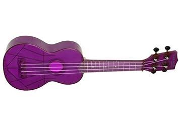 Kala Makala ukelele Soprano Waterman (morado): Amazon.es: Instrumentos musicales
