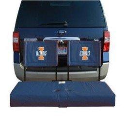 - Rivalry NCAA Illinois Illini Tailgate Hitch Seat Cover