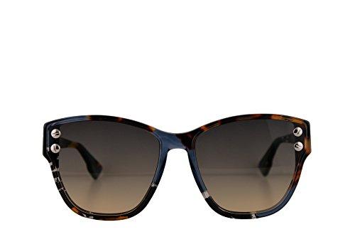 y unidades de mm sol 3 3 azul 60 Gafas Christian DiorAddict diorAddictos color Dior Addict JBW86 marrón WZ8xwCYqw