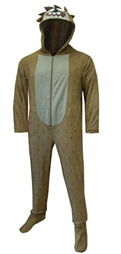 Regular Show: Rigby Union Suit - XL -