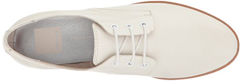 Leather Women's Flat White Off Oxford Dolce Pixyl Vita 1qvwa4