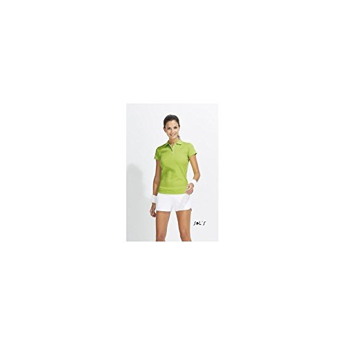 SOL´S Womens Sports Polo Shirt Performer, XL, Apple Green