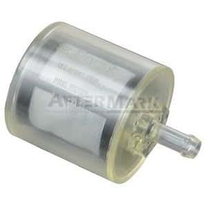 gm fuel filters amazon.com: fep43175 facet clear barb fuel filter for cube ... facet fuel filters