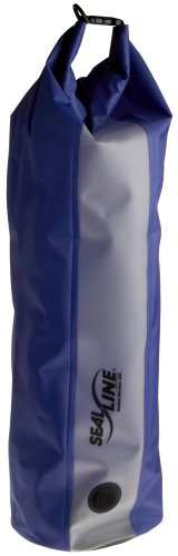 SealLine Kodiak Window Dry Bag 25 Purge (Blue)
