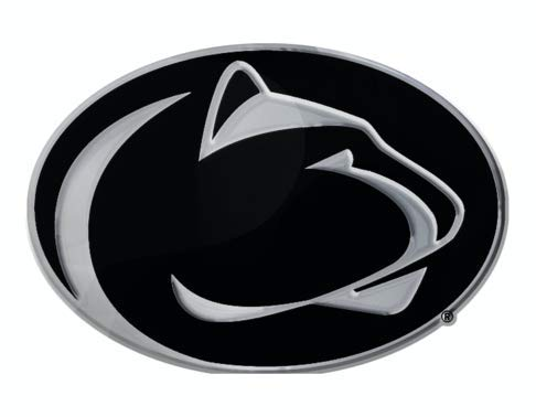 NCAA Penn State Nittany Chrome Metal Auto ()