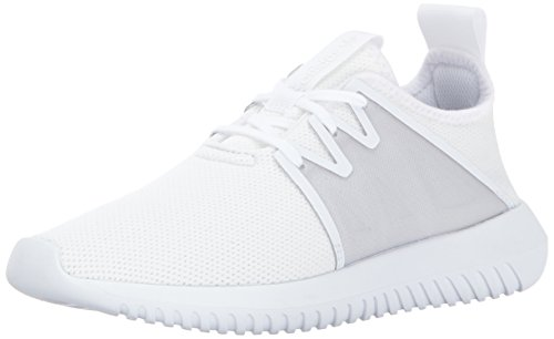 adidas Originals Women's Tubular VIRAL2 W Running Shoe, Grey One/White, 5 Medium US