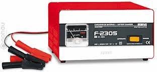 FERVE F2305 - CARGADOR AUTOMATICO DUAL: Amazon.es: Coche y moto