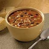 Blount Fine Foods Three Bean Chili - 4 lb. package, 4 per cse