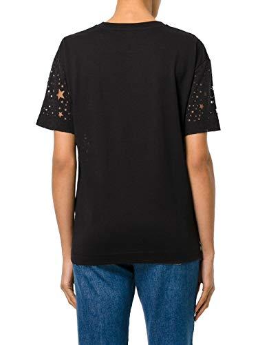 Mccartney 342365sjw35100g Donna shirt Stella Nero Viscosa T UfxBngqwO