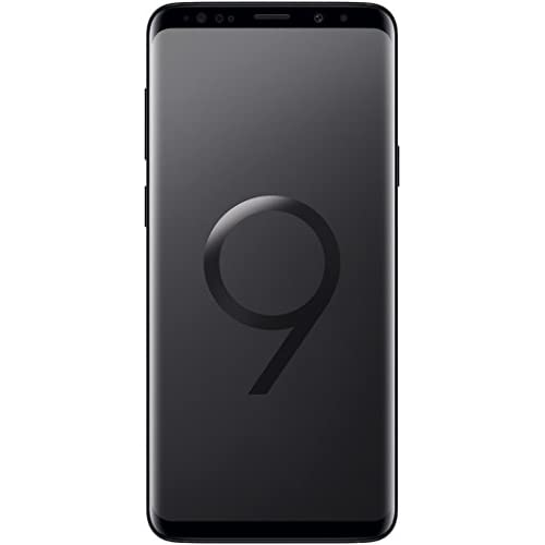 chollos oferta descuentos barato Samsung Galaxy S9 Plus 6 2 64 GB 6 GB RAM Dual SIM 12 MP Android 8 0 Oreo Negro Versión Alemana