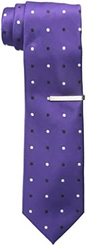 Nick Graham Men's Two Color Dot Tie