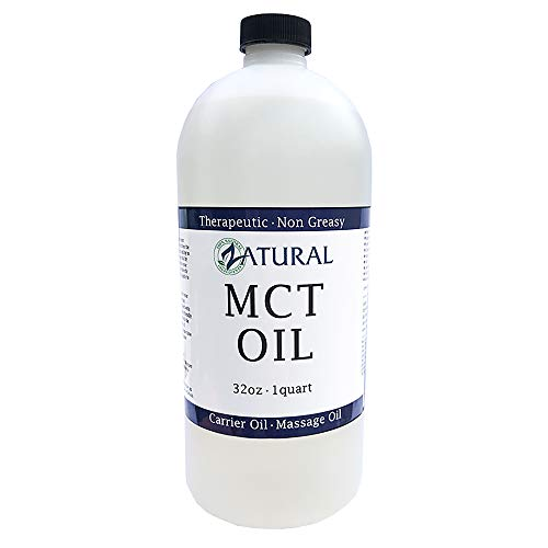 Fractionated Coconut Oil-MCT Oil, 6 Sizes Available, Certified Food and Therapeutic Grade, Carrier Oil, Massage Oil,...