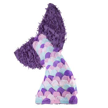 Mermaid Tail Pinata Birthday Party Decoration Party Supplies]()