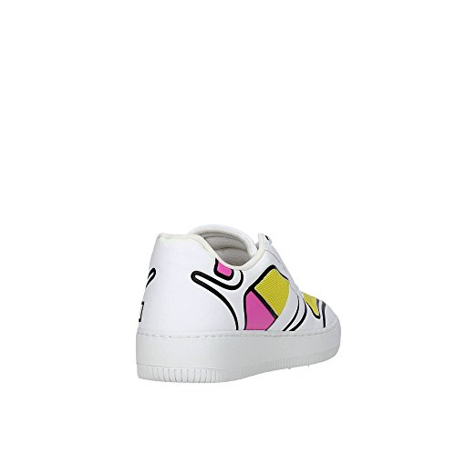D Low t Slam Donna Sneakers e Bassa Bianco a 8 ZqZOIwr