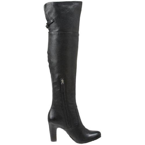 Waxy Sam Edelman Boot Sable Women's Black nSXfqn