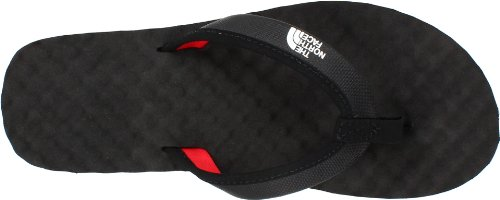 The North Face W Base Camp Mini Sandalias deportivas, Mujer Negro (Black)