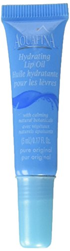 Aquafina Pure Original Hydrating Lip Oil 5 ml/0.17 oz - One Tube