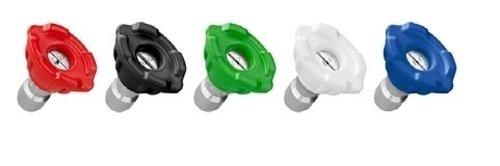 Yamaha Pressure Power Washer Nozzle 5 Piece Kit - ACC-31055-