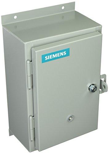 Siemens 14DUD320F Heavy Duty Motor Starter, Solid State Overload, Auto/Manual Reset, Open Type, NEMA 12/3 and 3R Weatherproof Enclosure, 3 Phase, 3 Pole, 1 NEMA Size, 5.5-22A Amp Range, A1 (Siemens Motor)