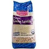 Arrowhead Mills Green Lentils 1 LB (Pack Of 6) - Pack Of 6