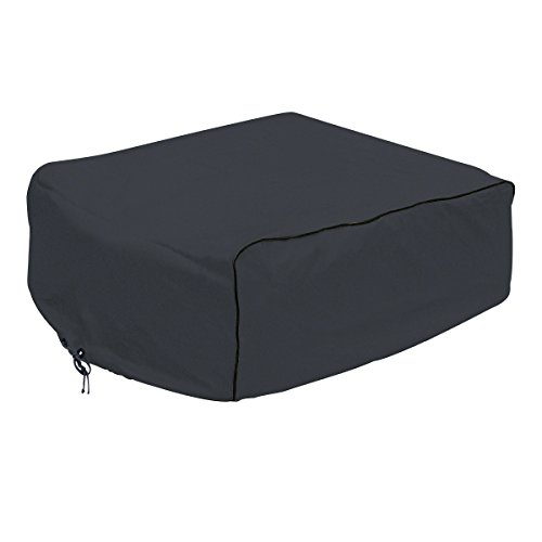 Classic Accessories 80-252-210401-00 Black Overdrive AC Cover (For Coleman Mach 8) by Classic Accessories