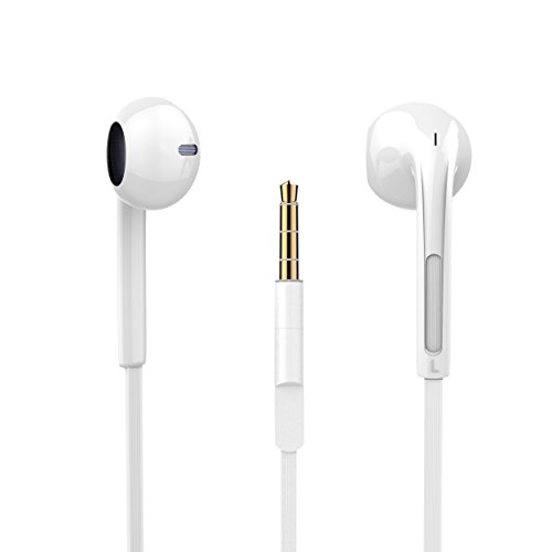 In Ear Headphones VMTOP Earphones With Microphone 3.5mm Earbuds for iPhone ,Samsung...