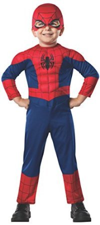 Ultimate Spiderman Toddler Costum for $<!--$30.00-->