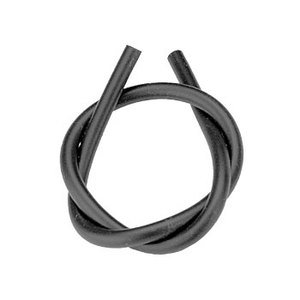 PINE RIDE ARCHERY - SILICONE REPLACEMENT PEEP SIGHT TUBE TUBING - (BLACK)