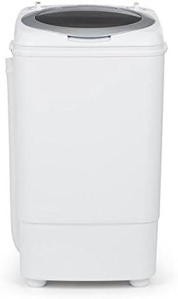 oneConcept Ecowash Deluxe 7 • Lavadora para camping Blanco: Amazon ...