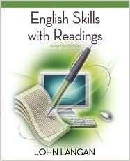 English skills with readings 7th (seventh) edition text only: john.