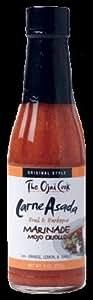 Ojai Cook, Carne Asada Mojo Criollo Marinade, 8 Ounce Bottle
