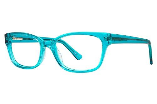 Picklez Bella Childrens Eyeglass Frames - - Glasses Frames Teal