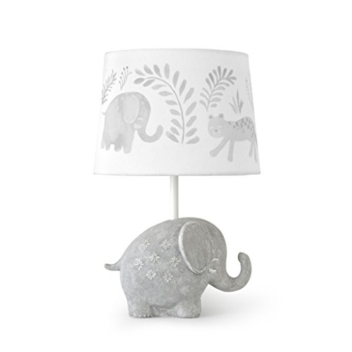 Marvelous Levtex Baby Jungalo Grey Elephant Lamp Base And Shade By Levtex Baby