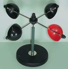 SEOH Anemometer with Rotating Cups for Wind Speed