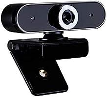 HD Webカメラ PCラップトップ デスクトップ マイク付き USB Webカメラ ビデオ通話用 Proストリーミング コンピュー タカメラ ワイドスクリーン Webカメラ 録画 会議 ゲーム