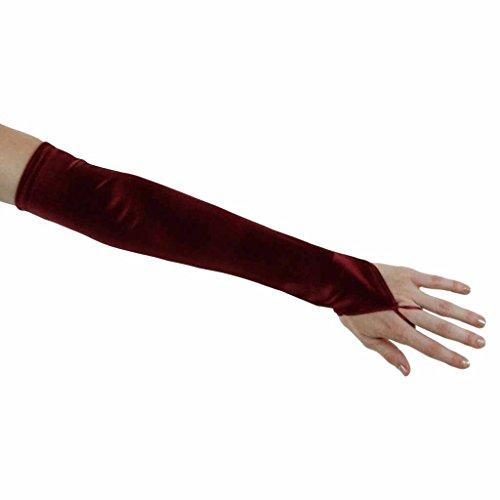 Soft Serenade Elbow Length Fingerless Gloves, ()