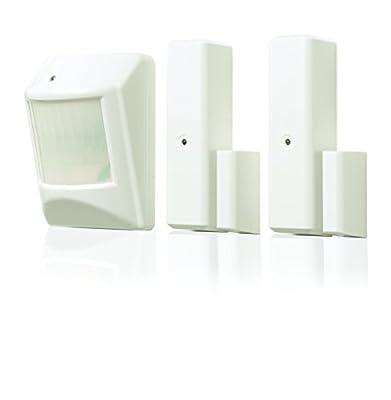 GOCONTROL WNK01-21KIT Essential Z-Wave Home Security Suite