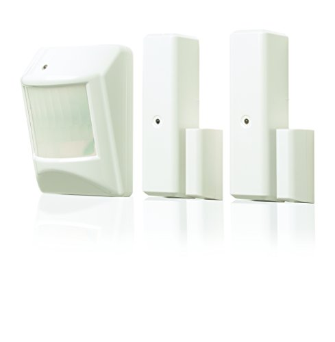 GoControl WNK01-21KIT Essential Z-Wave Home Security Suite GoControl