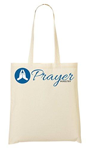 Prayer Ministry Bolso De Mano Bolsa De La Compra