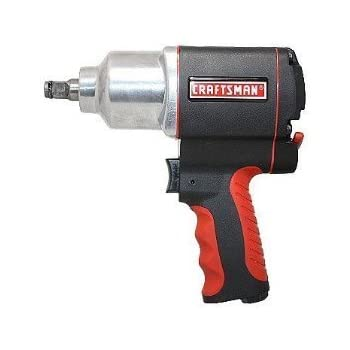 GoodYear GY2000 1//2 Air Impact Wrench Silver