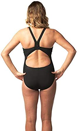 EQ Swimwear Performance Banded Maternity Swimming Suit Provides Comfort and Support