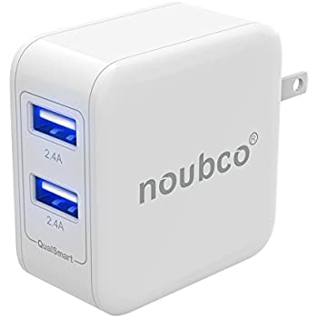 60%OFF Guangshu Quick Charger,International Travel Adapter,4.8A Dual-Port USB Travel Wall Charger for Iphones Ipads, Samsung Galaxy,Power Bank and more Android Mobile or Tablet