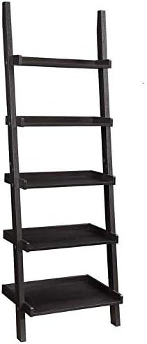 Bowery Hill 5 Shelf Ladder Bookcase