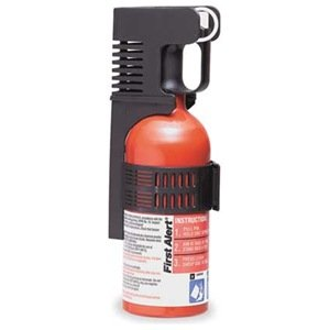 Automotive Fire Extinguisher >> First Alert Fesa5 Auto Fire Extinguisher 6 Pack