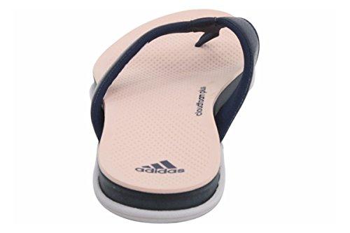 Adidas Kvinnor Cloudfoam Ultra Y Rem Sandal Kollegialt Marin, Is Lila, Haze Korall
