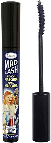 The Balm Mad Lash Mascara, 0.27 oz Black. Plus Bonus 1 Disposable Applicator