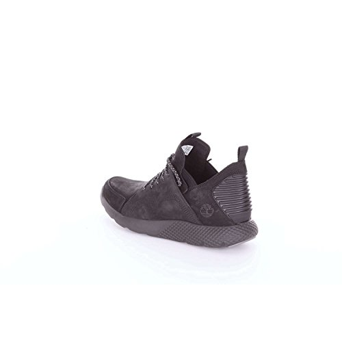 Black Wedge Timberland Jet Flyroam Basket CA1JSW qr5W5t41